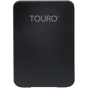 4tb Touro Desk USB 3.0 5400 RPM 3.5in Ext Black / Mfr. No.: 0s03396