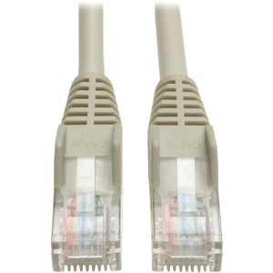Tripp Lite Cat5e Snagless Patch Cable 6ft - Gray