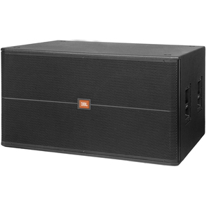 "JBL Professional SRX728S Dual 18"" High Power Subwoofer"