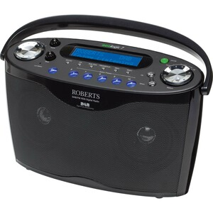 Roberts Radio Ecologic 7 Clock Radio