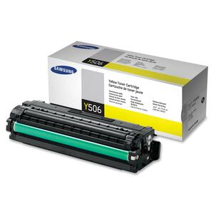 Yellow Toner For Clp-680nd Clx-6260fd Clx-6260fw 1.5k Yiel / Mfr. No.: Clt-Y506s