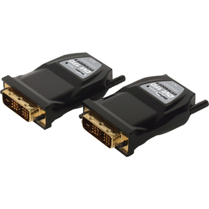 DVI Extender Over Fiber Up To 3300ft Dongle Modules / Mfr. No.: Ext-DVI-Fm15