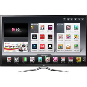 LG The Ultimate Plasma 3D Smart TV