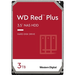 Western Digital 3tb Intellipower 64mb 3.5in Wd Red SATA 6gb/S / Mfr. No.: Wd30efrx