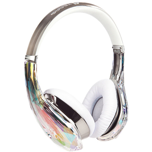 Monster Cable Diamond Tears Edge On-Ear Headphones