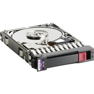 146gb Sas 6gb/S 10k RPM 2.5in Disc Prod Rplcmnt Prt See Notes / Mfr. No.: 507283-001