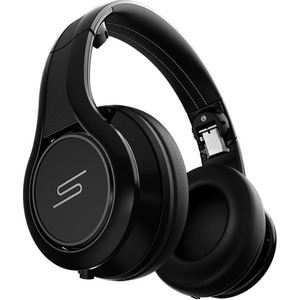 Street By 50 Dj Over Ear Wired Headphones / Mfr. No.: Sms-Dj-Blk