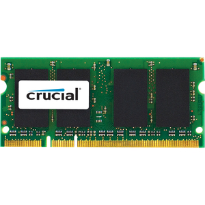 2gb Ddr2 Pc2-5300 667mhz For Mac Cl5 Sodimm 200pin / Mfr. no.: CT2G2S667M