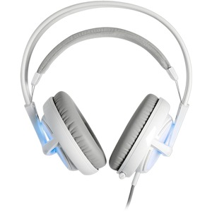 Steelseries Siberia V2 Headset Frost Blue - USB / Mfr. No.: 51125