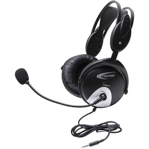 Califone 4100 Headset with To Go Plug / Mfr. No.: 4100avt