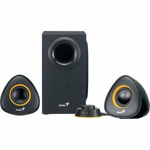 Genius 3-Piece 20-watt Speaker System