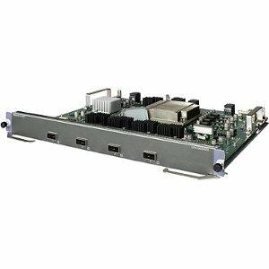 HP 10500 4-port 40GbE QSFP SF Module