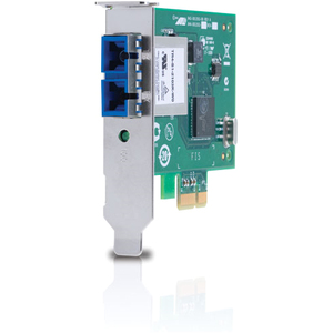 Fed Comp 32/64 Bit PCIe Single Sngle Mode 10km Adapter Card Sc / Mfr. no.: AT-2911LX/SC-901