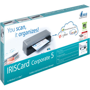 Iriscard Corporate 5 / Mfr. no.: 457487