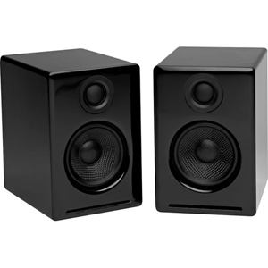 Audioengine A2 Powered Desktop Speakers, BlackA2 Multimedia Speaker System