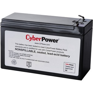 Ups Replacement Batt Cartridge 12v 9ah Battery 18-Month Wty / Mfr. No.: Rb1290