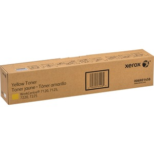 Yellow Toner Cartridge Sold Na/Esg Sold / Mfr. No.: 006r01458