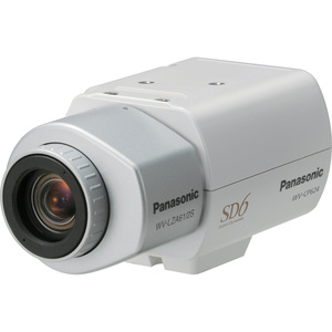 Wv-Cp624 650tvl Day/Night Fixed Box Camera / Mfr. No.: Wvcp624