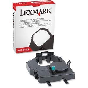 Ruban Lexmark Noir pour 2590+ - 3070169