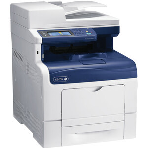 Xerox Workcentre 6605/DNM Color Multifunction Printer / Mfr. No.: 6605/Dnm
