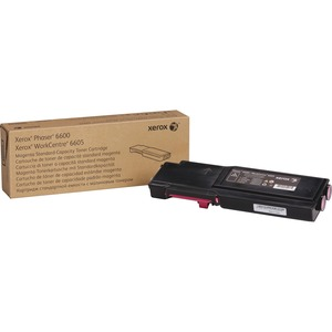 Magenta Toner Cartridge Na For 6600 and 6605 Standard Capacity / Mfr. No.: 106r02242