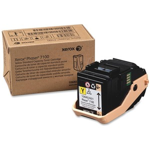 Yellow Toner Cartridge For 7100 Std Cap For 7100 / Mfr. No.: 106r02601