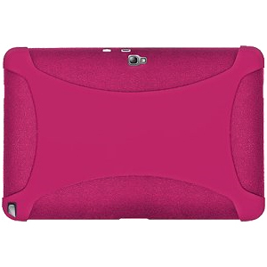 Silicone Skin Hot Pink Jelly Case F/Galaxy Note 10.1 Gt-N800 / Mfr. no.: AMZ94668