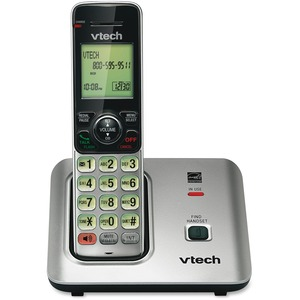 Cs6619 Cordless Phone System Vtech Cs6619 / Mfr. No.: Cs6619