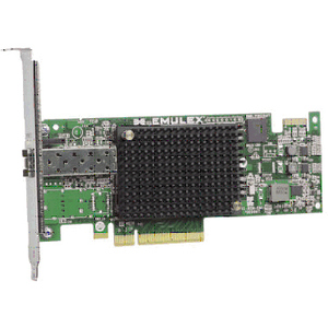 Emulex 16gb Fc Single Port Hba For System X / Mfr. No.: 81y1655