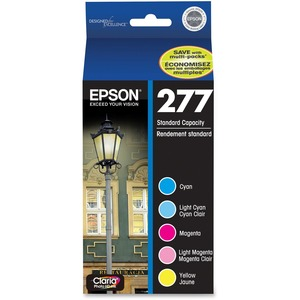 Epson Standard Ink For Xp850 5 Color Multi Pack Cmy Lc Lm / Mfr. No.: T277920