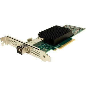 Single Channel X8 PCIe 3.0 To 16gb Fc Lp Lc Sfp+ Interface / Mfr. No.: Ctfc-161e-000