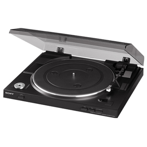 Sony PS-LX300USB Record Turntable