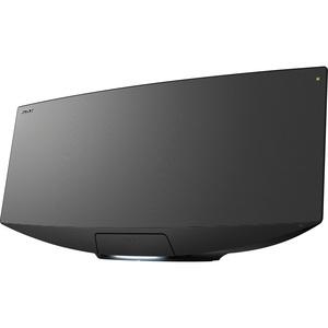 Sony Hi-Fi Compact Black and Minimalist Design With iPod/iPhone