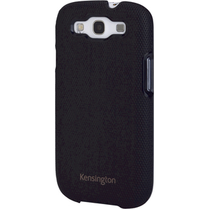 Leather Hshell Black Diamond Case For For Samsung Galaxy S3 / Mfr. no.: K39621WW