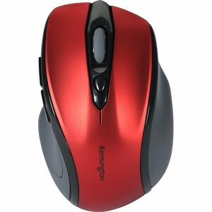 Kensington Pro Fit Wireless Mid-Size Mouse - Red / Mfr. No.: K72422ww