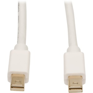 6ft Mini Displayport To Mini Displayport Cable 2560 X 1600 / Mfr. No.: P584-006