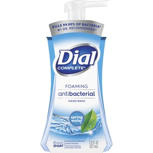 Dial Complete Spring Water Foaming Soap