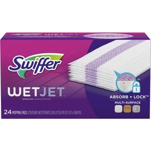 Swiffer® Wet Jet Refills, 24/box