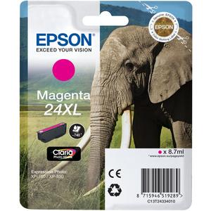 Ink/24XL EPSON Elephant 8.7ml MG SEC - C13T24334022