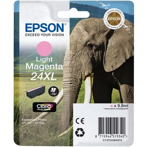 Ink/24XL EPSON Elephant 9.8 ml LMG SEC - C13T24364022