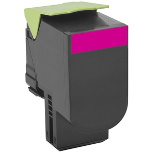 700x3 Magenta Extra High Yield Toner Cartridge / Mfr. no.: 70C0X30