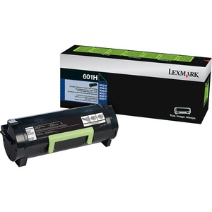 601h High Yield Return Program Toner Cartridge / Mfr. No.: 60f1h00