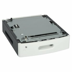 Ms810 Ms811 Ms812 Mx710 Mx711 550-Sheet Lockable Tray / Mfr. no.: 40G0822