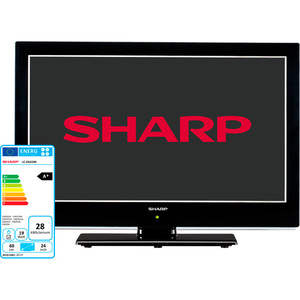 Sharp AQUOS LC-24LE240E LED-LCD TV specs  What Hi-Fi?