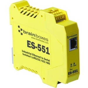 Brainboxes ES-551 Ethernet To Serial Device Server