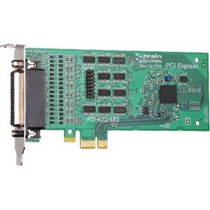 Brainboxes 4-port Serial Adapter