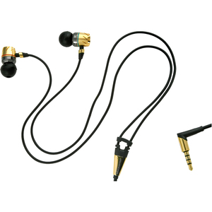 Monster Cable Turbine Pro Gold Audiophile In-Ear Speakers