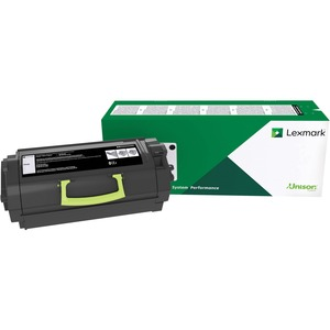 52x Black Toner Cartridge For Denali Ms71x/Ms81x High Return / Mfr. No.: 52d0h0g