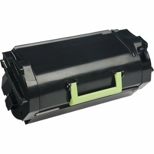 620g Return Program Toner Cartridge 6k / Mfr. No.: 62d000g