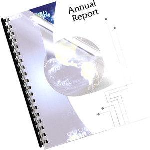 Binding Covers Recycled Clear Letter 50pk / Mfr. no.: 5240001